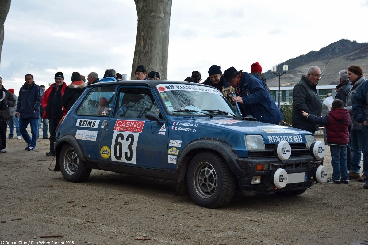 R5 alpine