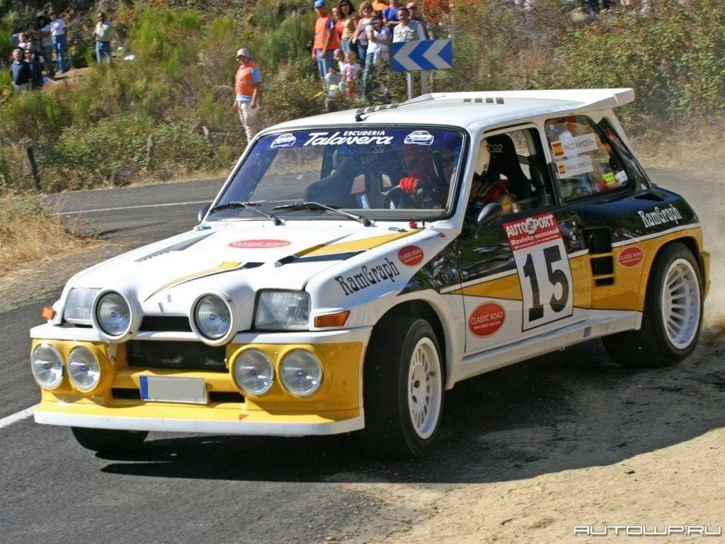 renault turbo maxi